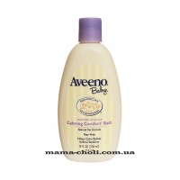Aveeno Baby Детское успокаивающее средство для ванной