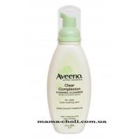 Aveeno Clear Complexion Очищающая пенка 180 мл.