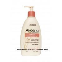 Aveeno Кремовое увлажняющее масло для тела 354 мл.