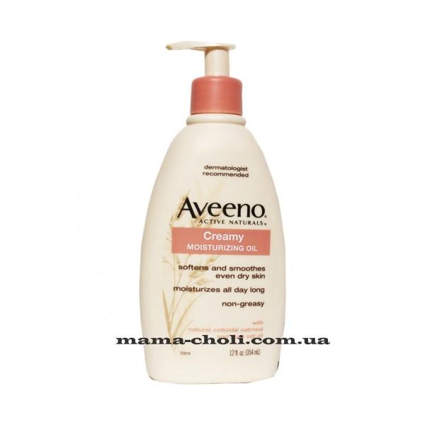 Aveeno Кремовое увлажняющее масло для тела