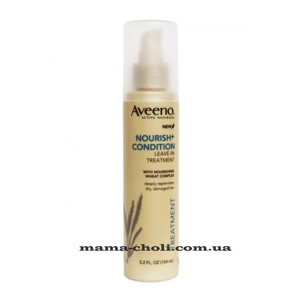 Aveeno Nourish+Condition Питание+Лечение спрей для волос