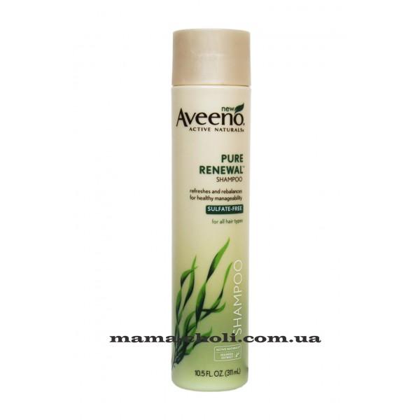 Aveeno Pure Renewal Восстанавливающий шампунь