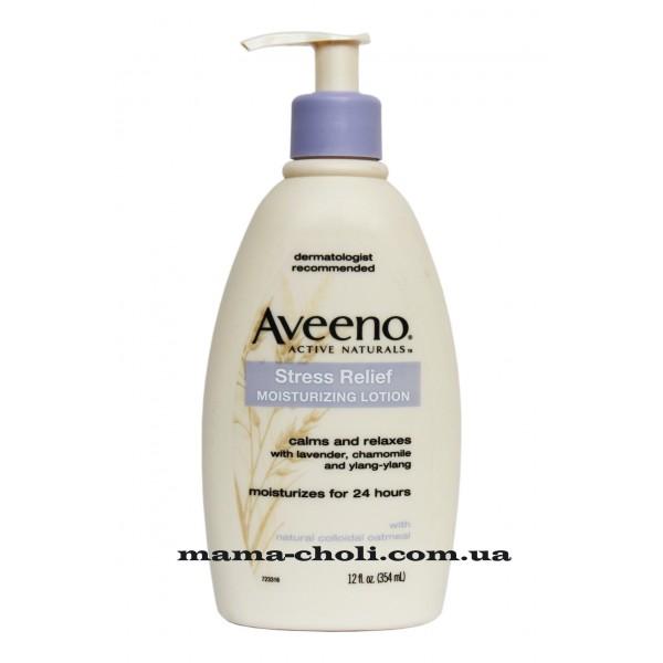 Aveeno Stress Relief Увлажняющий лосьон для тела 354 мл.