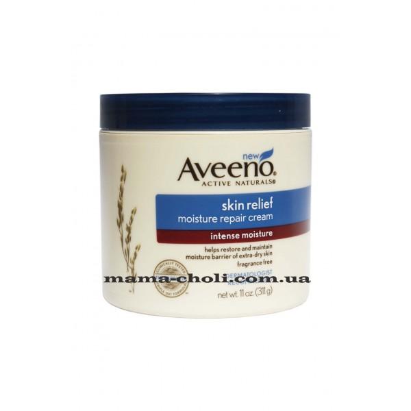 Aveeno Skin Relief Увлажняющий восстанавливающий крем для тела