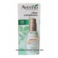 Aveeno Clear Complexion Тонирующий увлажняющий ВВ-крем SPF 30