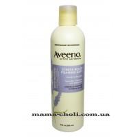Aveeno Успокаивающая пена для ванной с лавандой и ромашкой