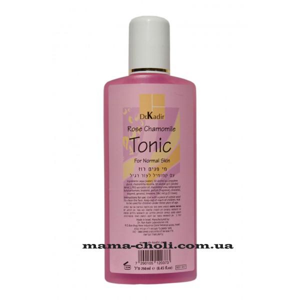 Dr.Kadir Тоник с розой и ромашкой  для нормальной кожи