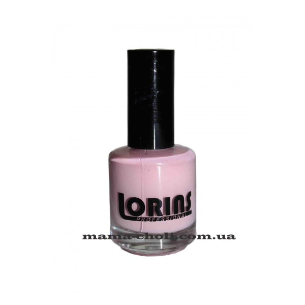 Lorins Лак светло-розовый №747 18 мл.