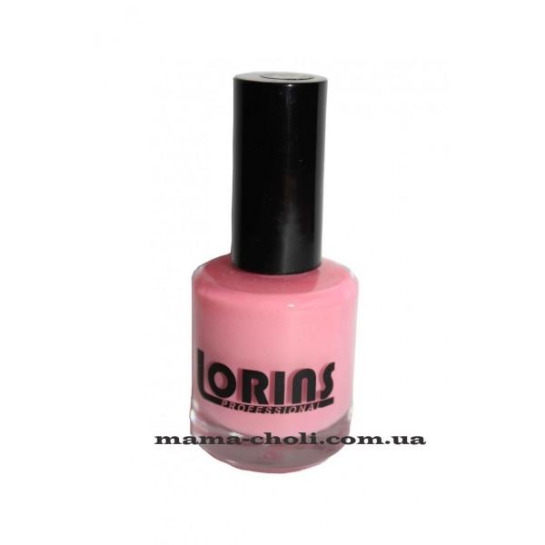 Lorins Лак нежно-розовый №750 18 мл.