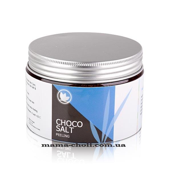 "Tevi's SPA-пилинг для тела ""Choco-Salt"""