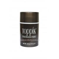Toppik камуфляж для волос Классический коричневый 10,3 г.