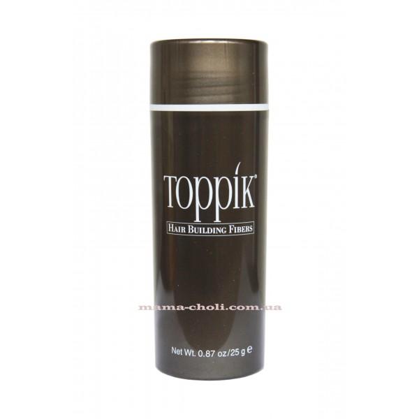 Toppik камуфляж для волос Классический коричневый 25 г.